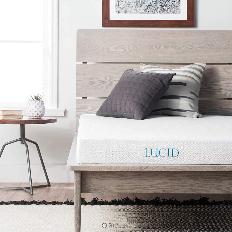Best Gel Memory foam mattress under 500 budget topratedhomeproducts