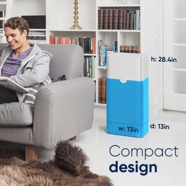 Blue Pra best air purifier topratedhome products main