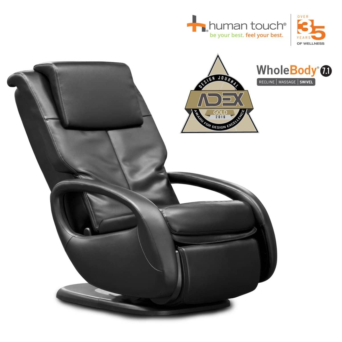 HumanTouch Massage Chair topratedhomeproducts