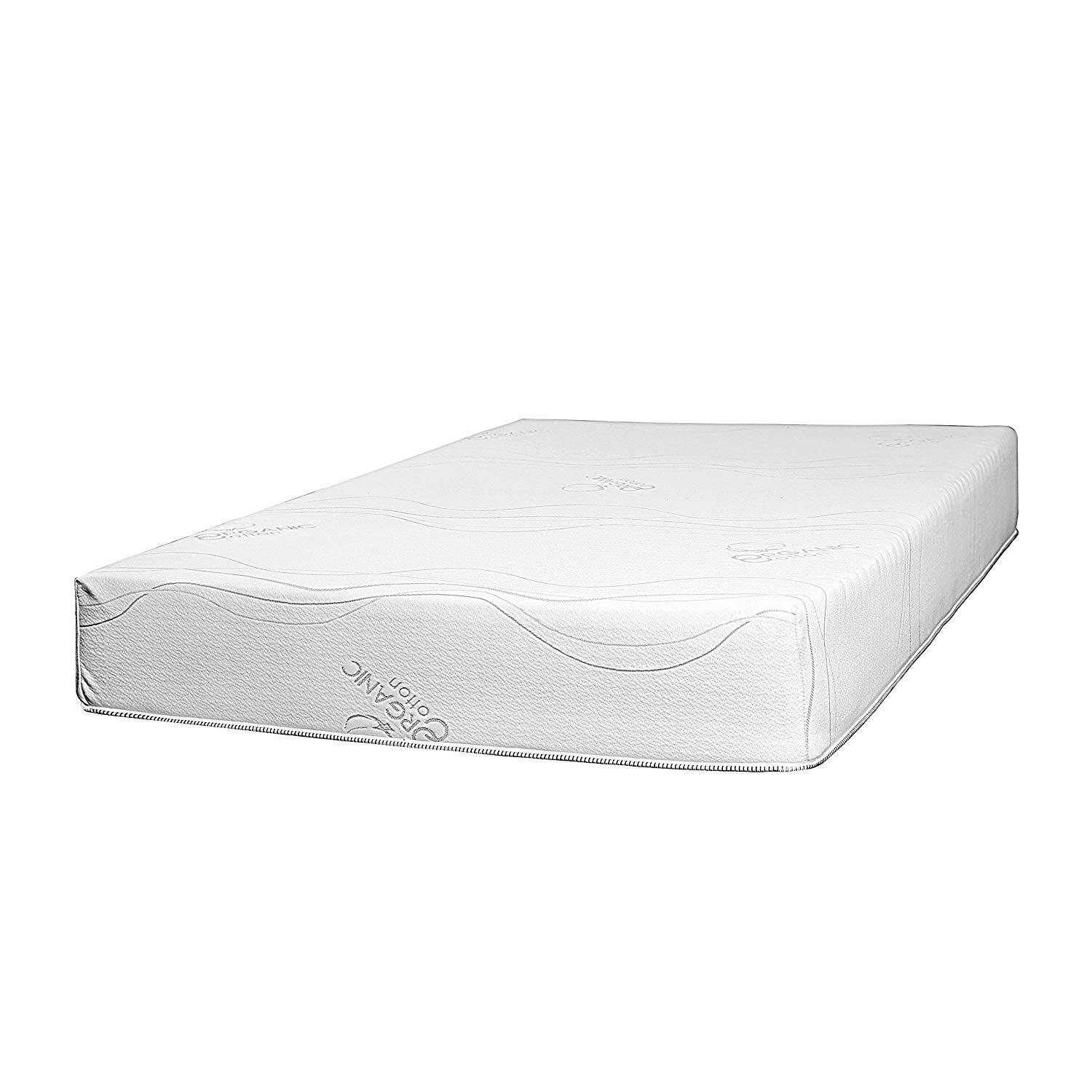 Latex Foam Mattress King with Organic Cotton Cover