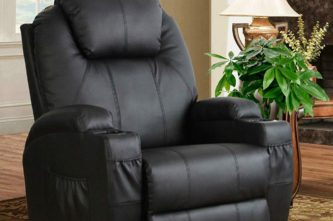 Best Recliner Massage Chair Reviews