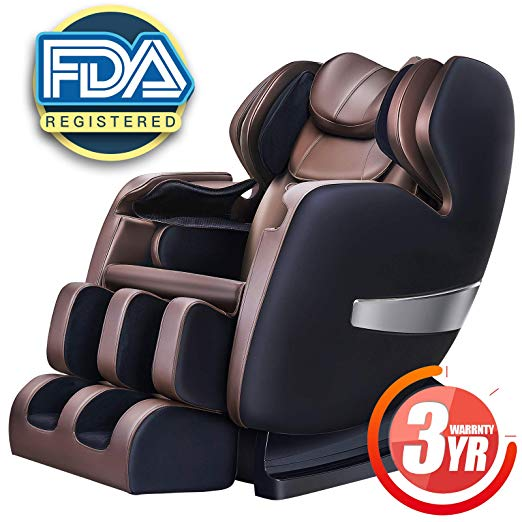 Electric Full Body Heated Zero Gravity Massage chair reviews