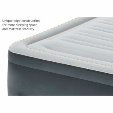Intex Comfort Plush Elevated Dura-Beam Airbed
