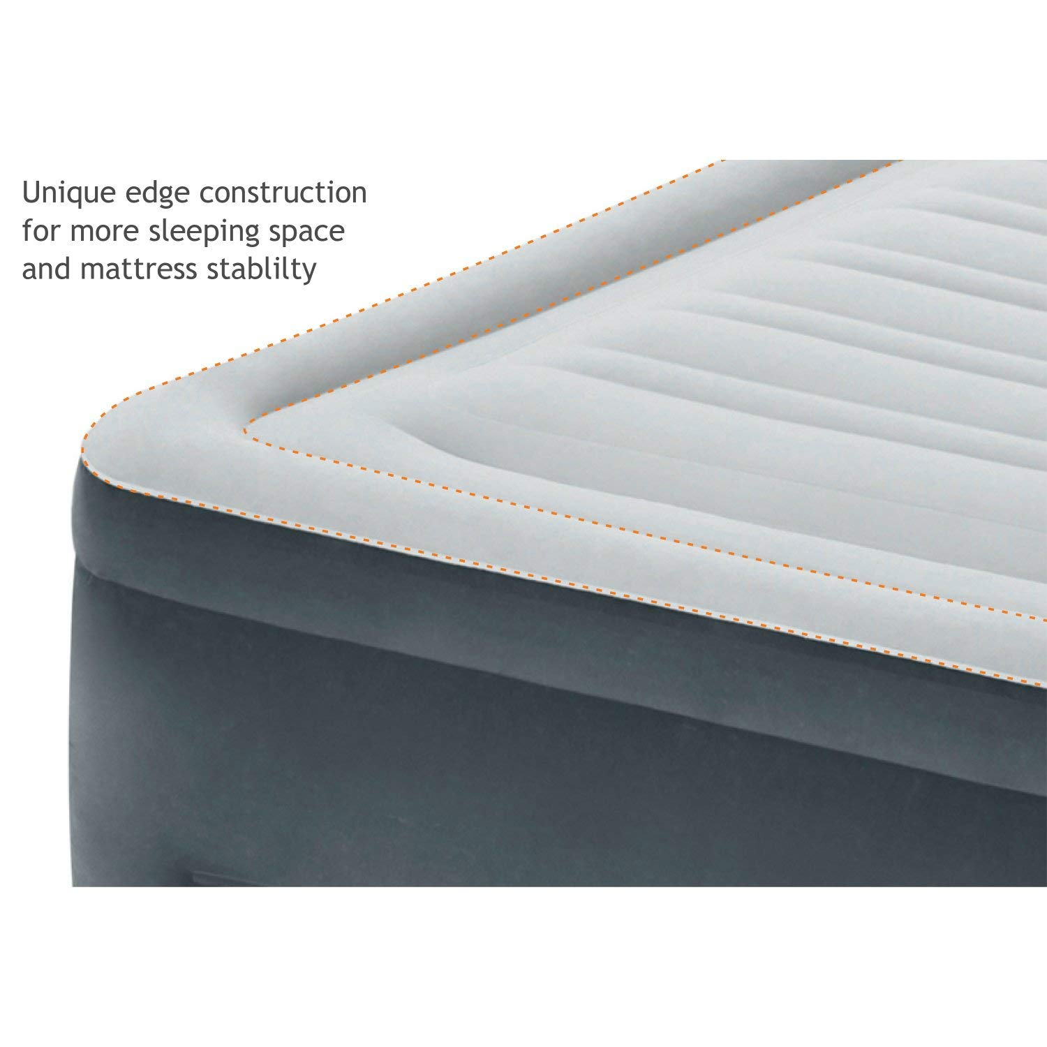 Intex Comfort plush topratedhomeproducts