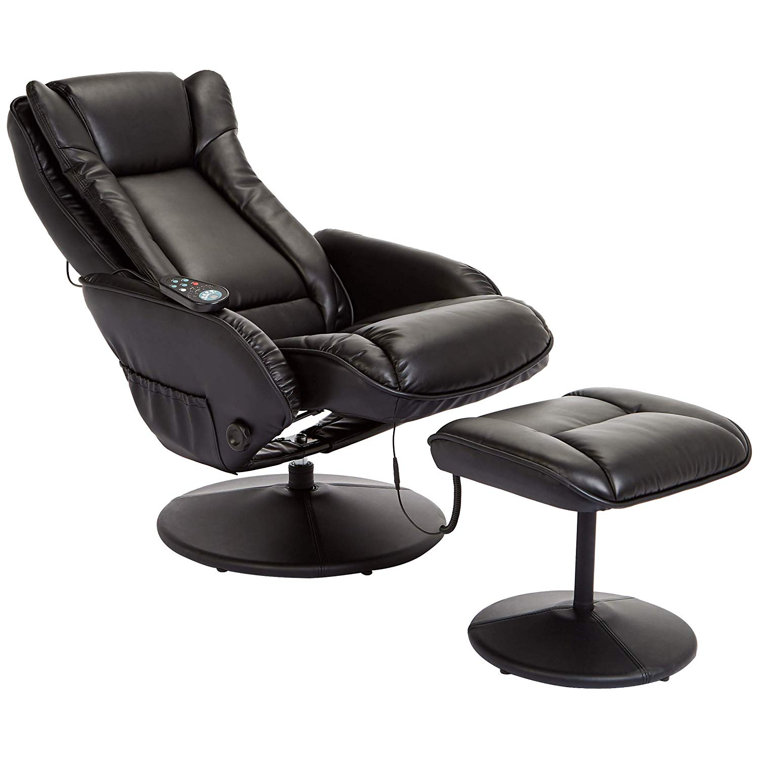 Massaging Leather Recliner Massage Chair
