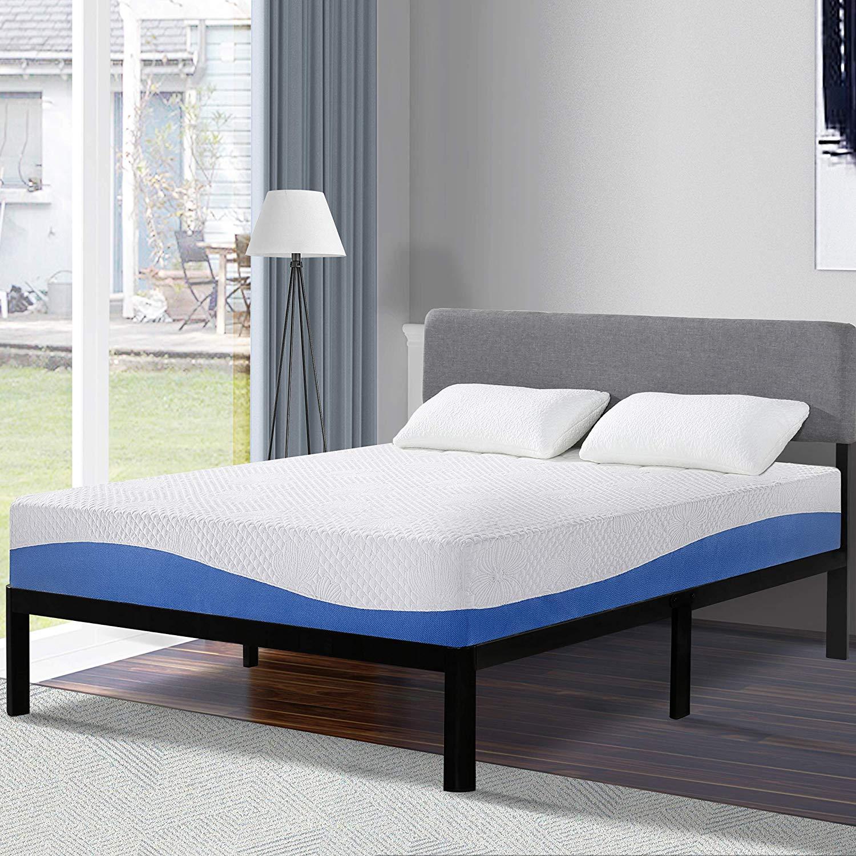 Olee Sleep gel infused mattress topratedhomeproducts