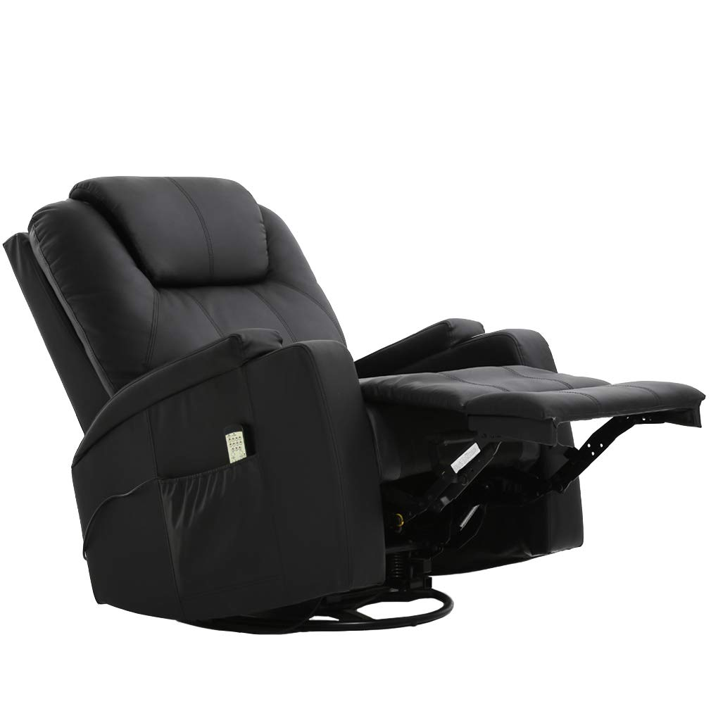 Recliner Leather Electric Massage Chair