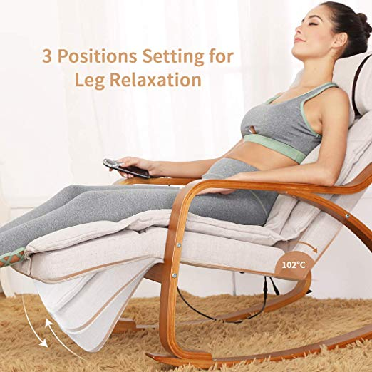 Silvox Massage Chair Recliner features