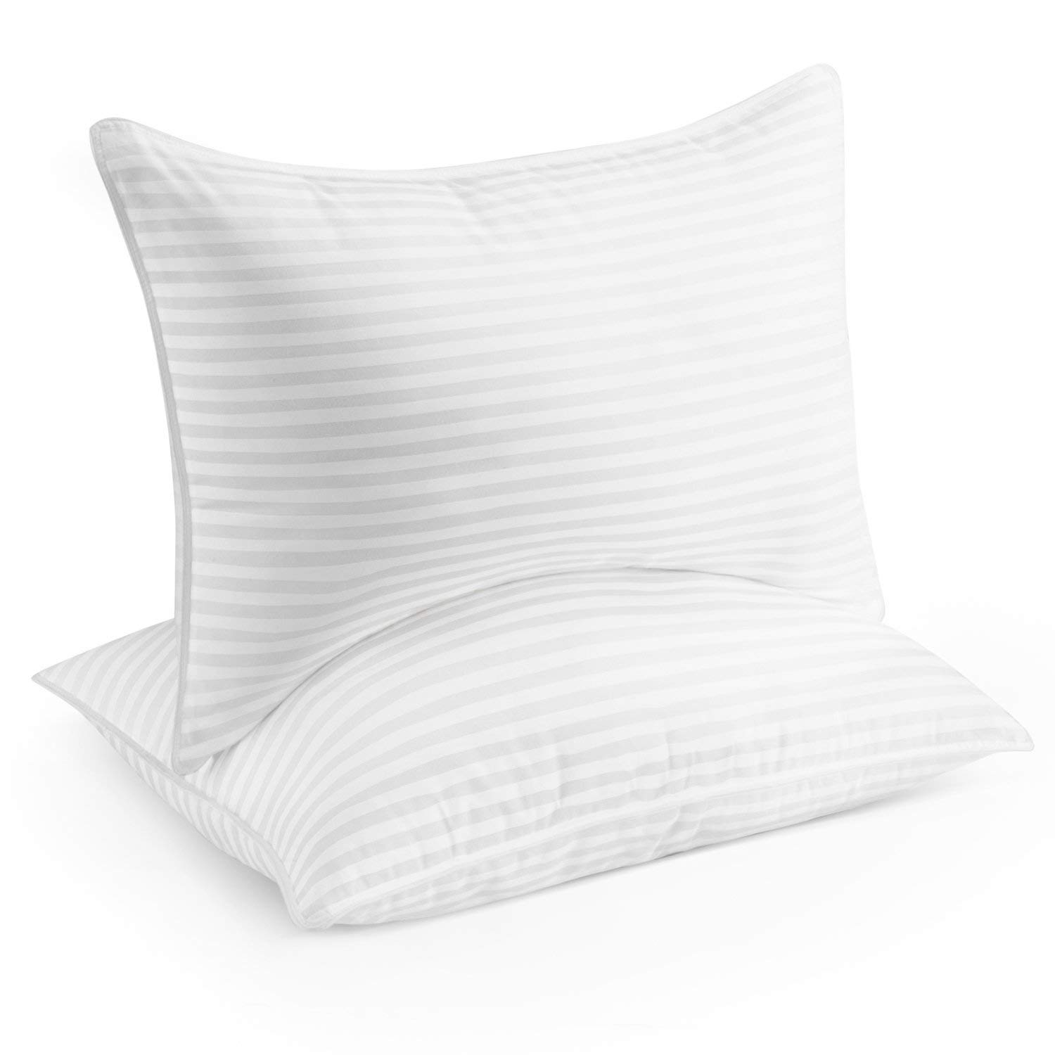 Beckham Hotel Collection Gel Pillow - pillow reviews - Topratedhomeproducts