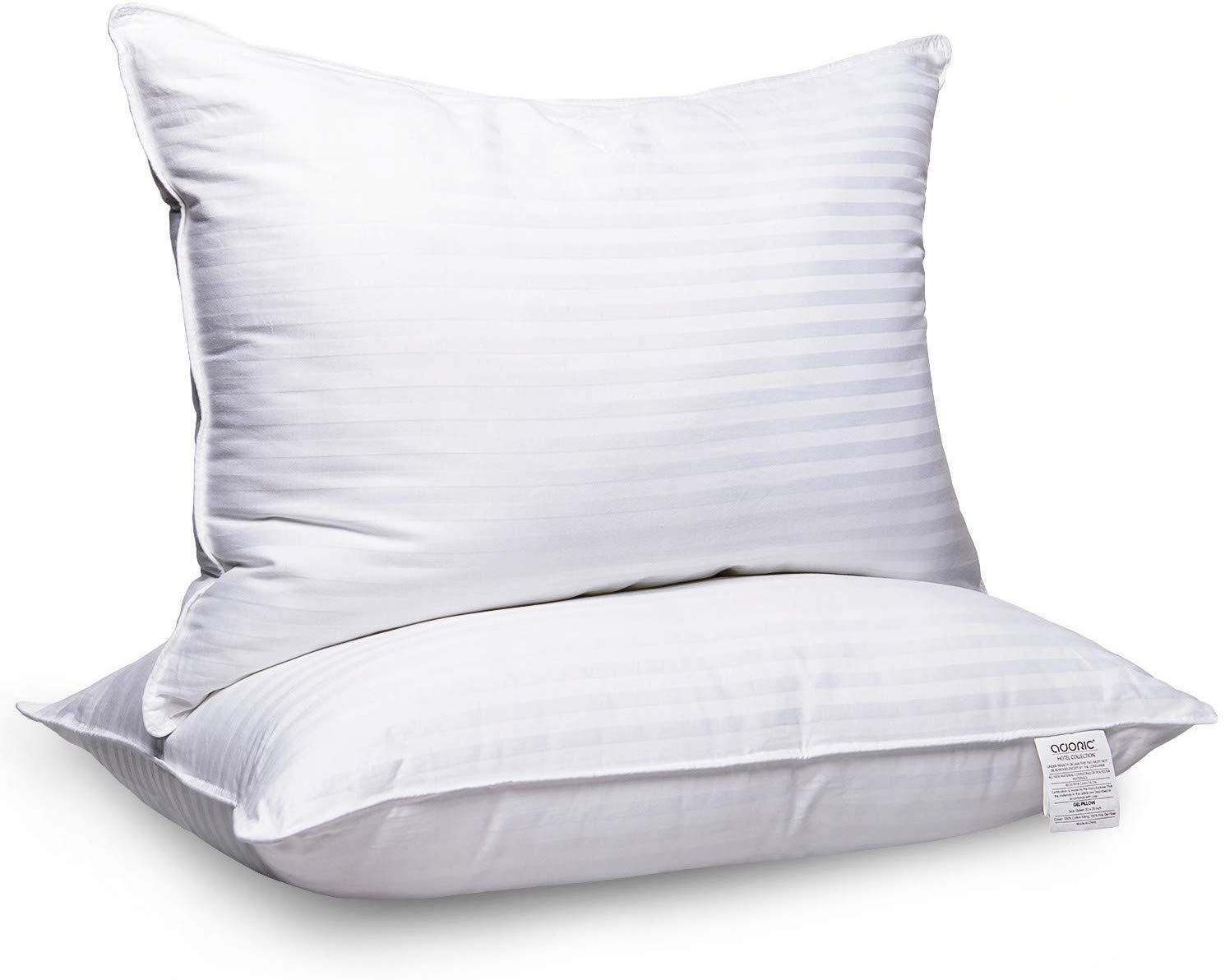 Adoric Pillows for Sleeping Topratedhomeproducts