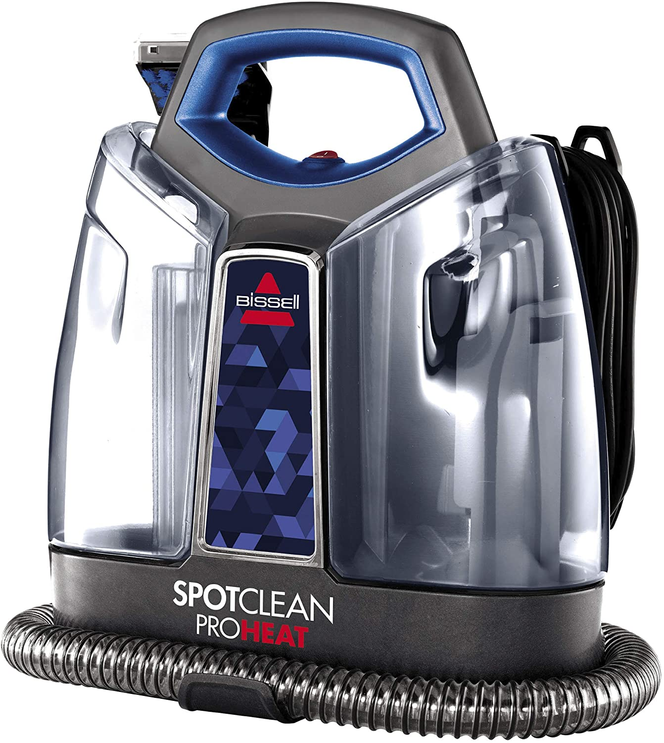 BISSELL SpotClean ProHeat Moveable Spot and Stain Carpet Cleaner