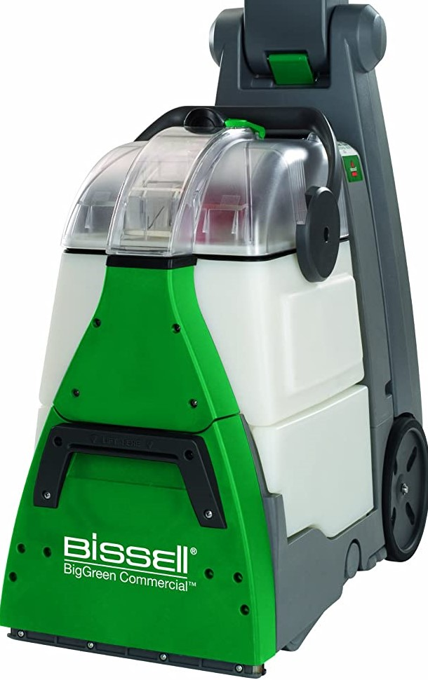 Bissell BigGreen Commercial BG10 Deep Cleaning