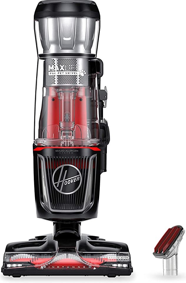 Hoover MAXLife Pro Pet Swivel HEPA Media Vacuum Cleaner