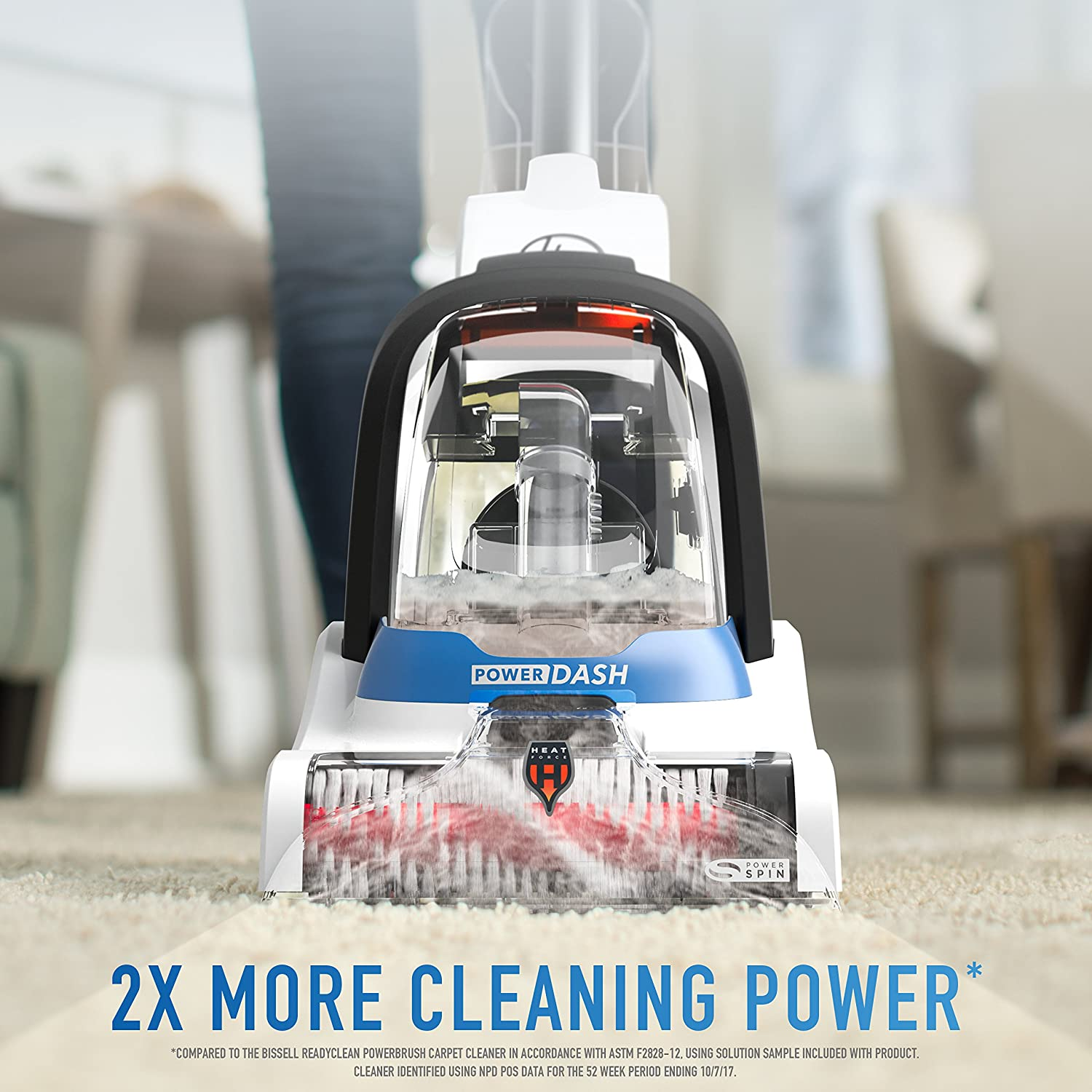 Hoover PowerDash Pet Compact Carpet Cleaner